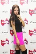 Аделина Шарипова на РуТВ