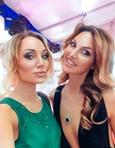 Анастасия Барашкова и Марина Сашина